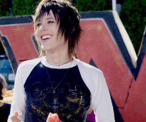 shane, Kate Moennig, and the l word image