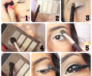make up, tutorial, and bethany mota image