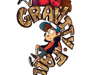 cartoon network and gravity falls image