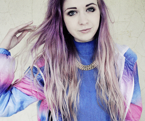 hair, grunge, and pretty image
