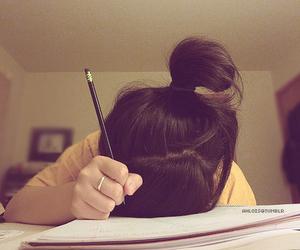 school, study, and homework image