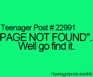 funny, nice, and page not found image