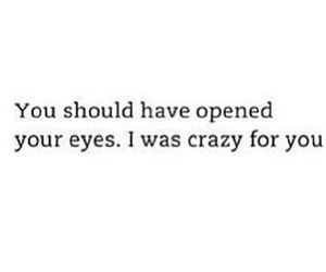 love, quotes, and crazy image