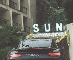 car, expensive, and porsche image