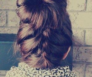 hair and bun image
