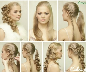<3, hair, and inspirations image