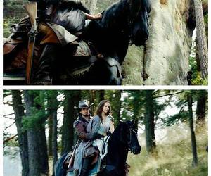 aramis, the musketeers, and queen anna image