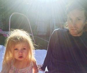 lux, Tom, and baby lux image