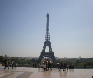 beauty, paris, and france image