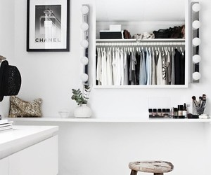 white, room, and fashion image