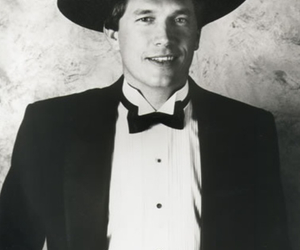 young, george strait, and king of country image