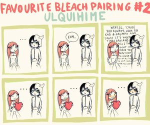 bleach, funny, and Orihime image
