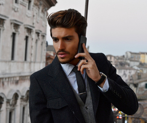 mariano di vaio, handsome, and Hot image