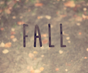 fall, quote, and autumn image