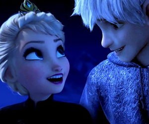 jelsa, elsa, and frozen image