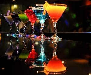 drink, alcohol, and cocktail image