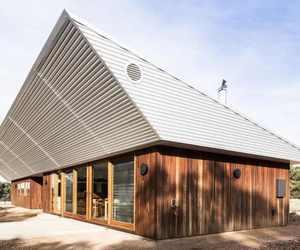 architecture., open-floor plan, and modern kitchen design image