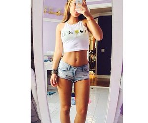 girl, body, and savannah montano image