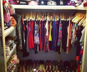 shoes, clothes, and dressing image