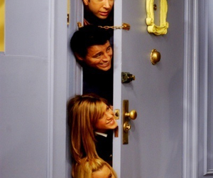 friends, f.r.i.e.n.d.s, and phoebe image