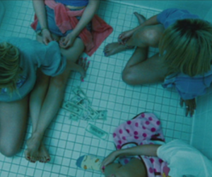 grunge, spring breakers, and money image