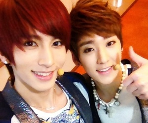 kevin, hoon, and kiseop image