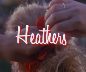 Heathers, theme, and christian slater image