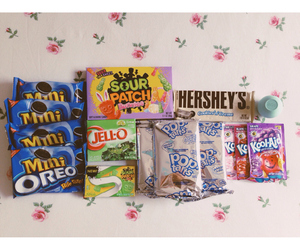 american, candy, and treats image