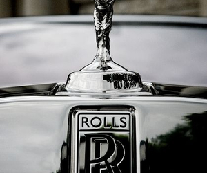 rolls royce, car, and luxury image