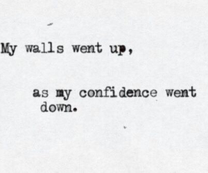 quotes, confidence, and wall image