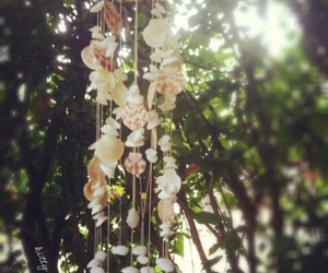 handmade, snails, and wind chimes image