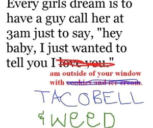 weed, Dream, and funny image