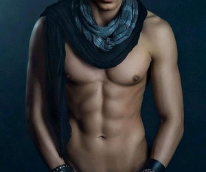 abs, beautiful, and dean image