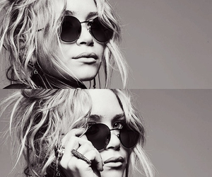 olsen, style, and sunglasses image