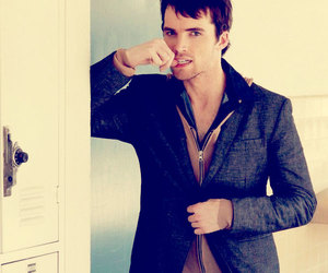 gorgeous, pll, and ian harding image