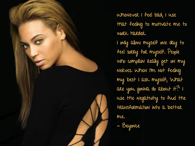 Beyonce Quotes uploaded by .ɴᴏᴠᴇɴɪɪ. on We Heart It
