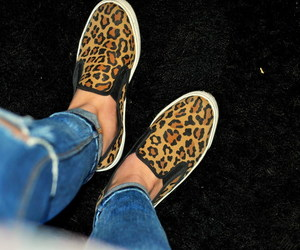asos, leopard, and shoes image