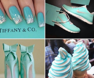 nails, shoes, and ice cream image