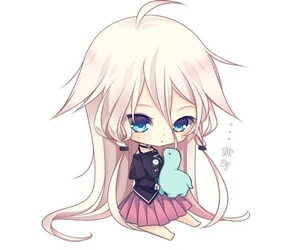 vocaloid, chibi, and ia image