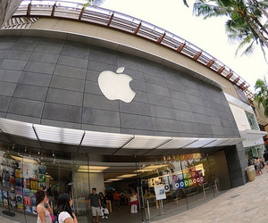 apple, photography, and store image