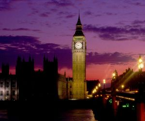 atardecer, Londres, and hermoso image