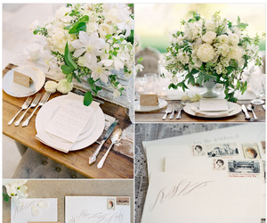 country wedding, inspiration board, and wedding image