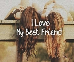 Best, my, and friend image