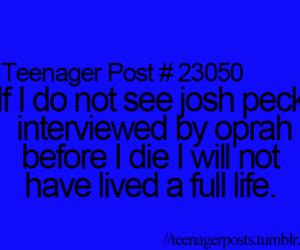 Josh Peck, teenager post, and drake bell image