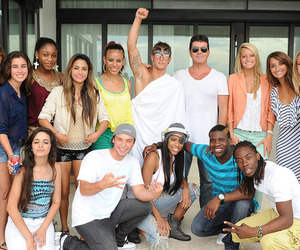 x factor, emblem3, and fifth harmony image