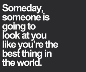 love, quote, and someday image