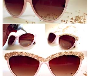 diy and sunglasses image