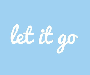 frozen, let it go, and quote image