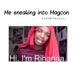 magcon, funny, and lol image