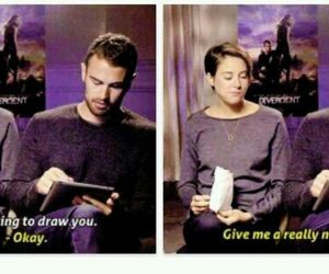four, sheo, and theo james image